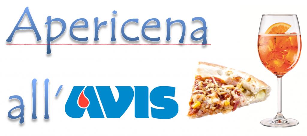 Logo Apericena all'AVIS 2015