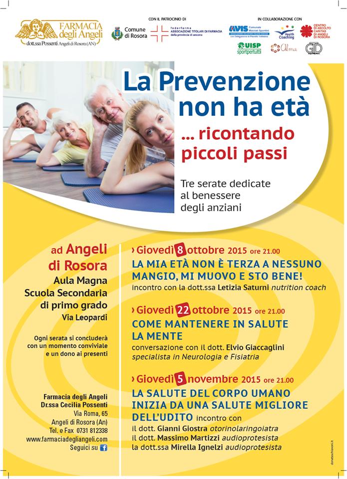 salute e prevenzione ottobre 2015